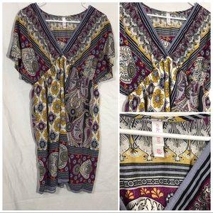Xhilaration short sleeve dress XXL